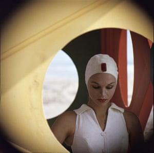 Jeweled Cap, Malibu, California, 1958