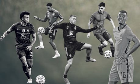 Festival of youth: five tyros ready to take centre stage at Euro 2020