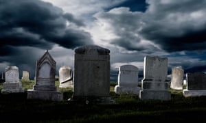 It's time to have the talk about where we will bury our loved ones, and how we will bury them.