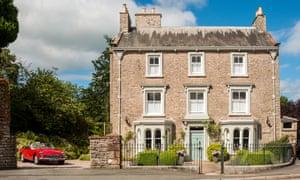 Redmayne House, exterior Cumbria