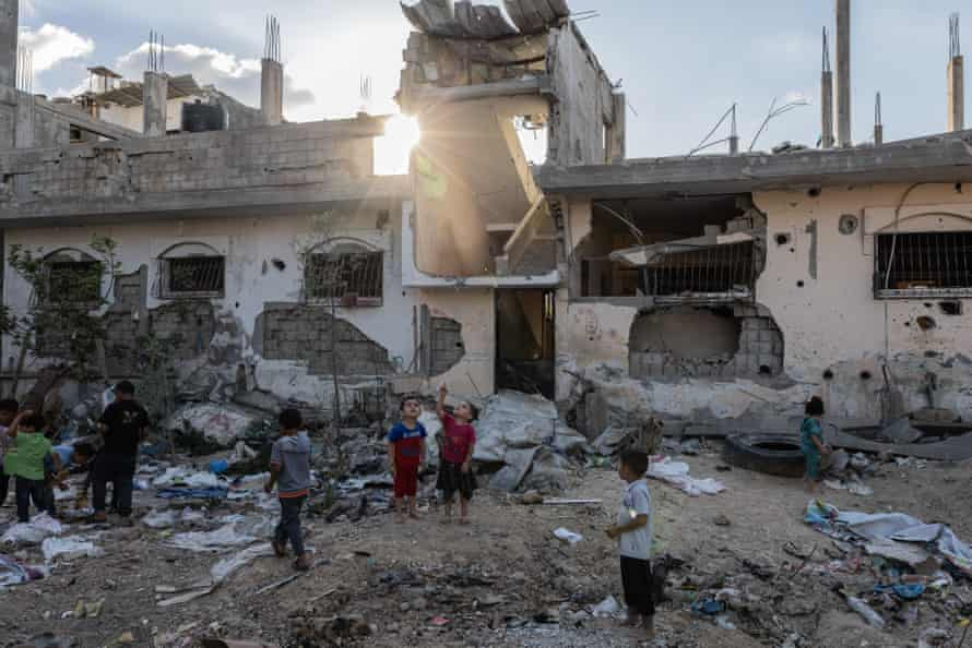 Devastation in Gaza after intense conflict in May