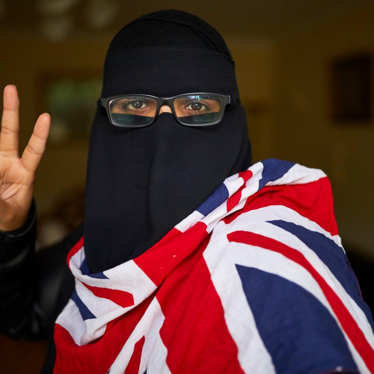 In america niqab Beyond burqa