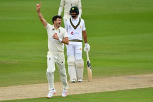 England v Pakistan: first Test, day two – live! | Sport