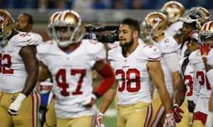 Jarryd Hayne was back in the San Francisco 49ers team after a series of injuries opened the door for him.