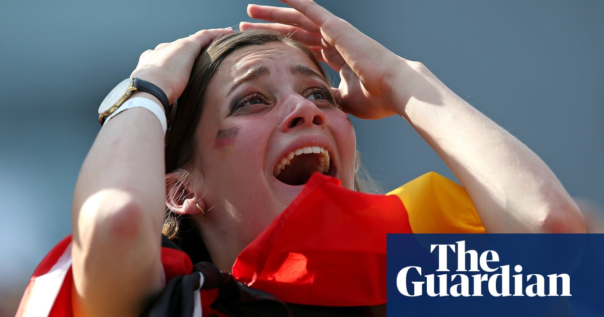 'Speechless': the internet reacts to Germany's exit from the World Cup