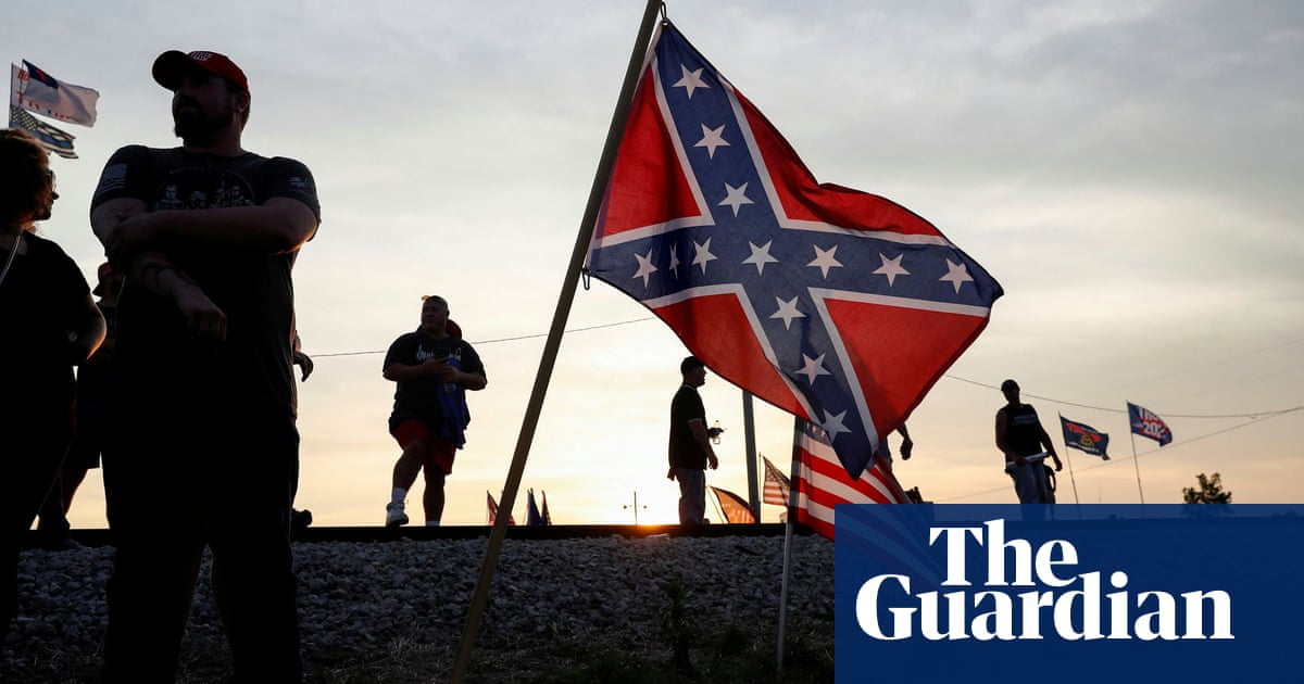 Revealed: neo-Confederate group includes military officers and politicians