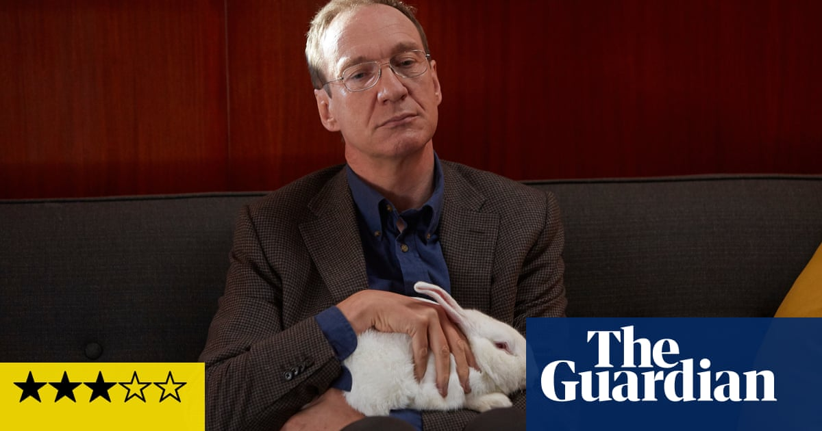 Guest of Honour review – David Thewlis grapples with sex, sin and dirty kitchens