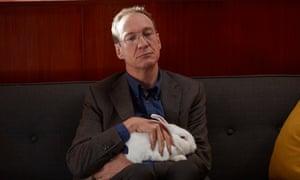 For love or bunny … David Thewlis.