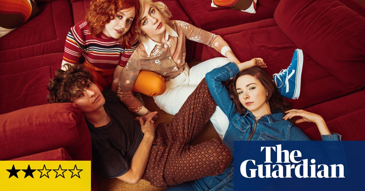 The Regrettes: How Do You Love? review – reliably explosive