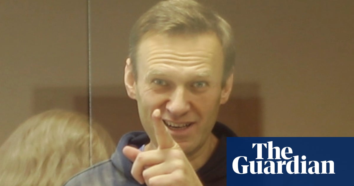 ECHR tells Russia to free Alexei Navalny on safety grounds