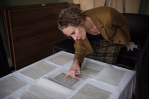 Cindy Sughrue, director of the museum