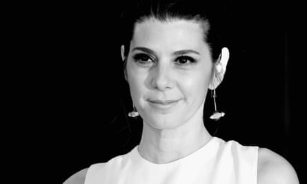 Marisa Tomei at the premiere of Marvel's Captain America: Civil War last year.