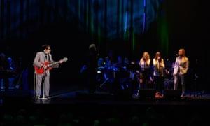 The Roy Orbison Hologram UK tour , 2018.