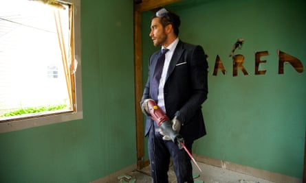 Within these walls: Jake Gyllenhaal stars in Demolition.