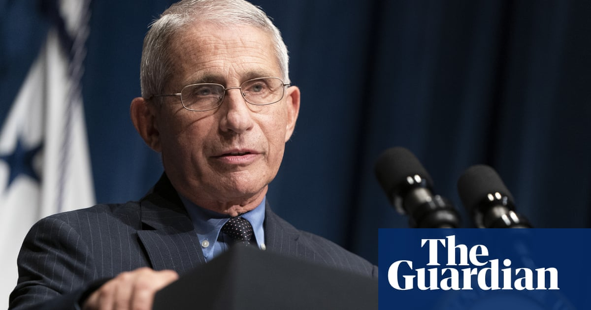 Dr Fauci: 'Anti-science, anti-authority, anti-vaccination feeling' could thwart Covid effort – video