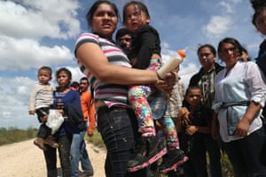 Crossing the US border – in pictures | US news | The Guardian