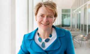 The TalkTalk chief executive, Dido Harding, is to leave the telecoms group in May.