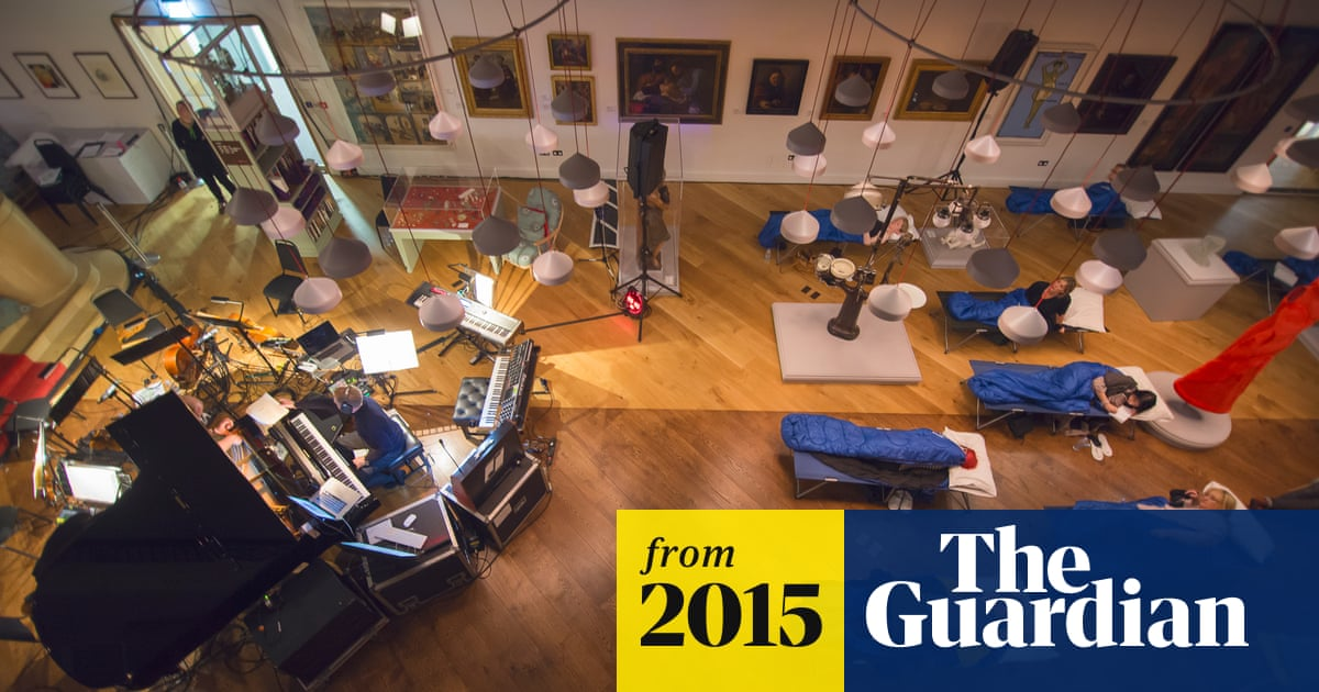 Sleep – the eight-hour live-broadcast lullaby for a frenetic