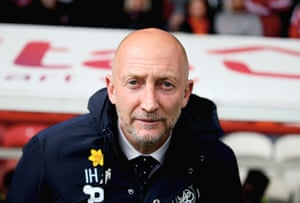 Ian Holloway has yet to turn it around for QPR.