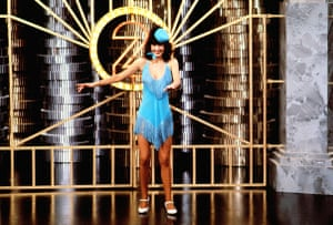 An early Oscar … Mary Steenburgen in Melvin and Howard (1980).