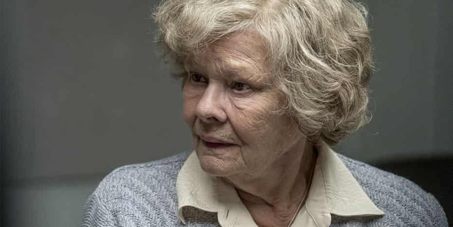 Judi Dench in Red Joan