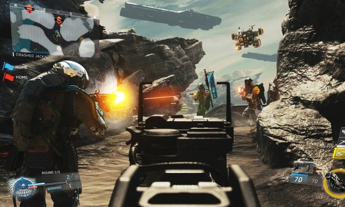 Call of Duty: Infinite Warfare review – fun, fast, but a