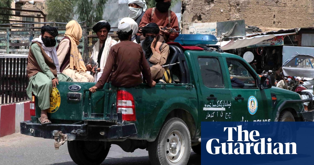 UK wrestles with effects of Taliban rule on terror, drugs and aid