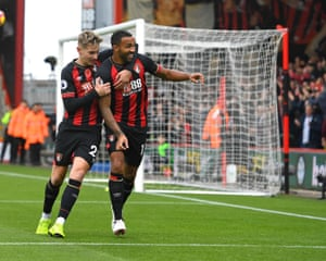 Callum Wilson and David Brooks will fancy their chances of strengthening their burgeoning reputations against Newcastle.