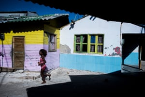 the magical realism of santa cruz del islote photo essay world  child running