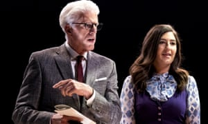 The Good Place season 3 review – a fiendishly smart sitcom salvation
