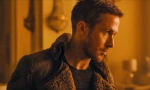 'Multi-layered mysteries' … Ryan Gosling in Blade Runner 2049.
