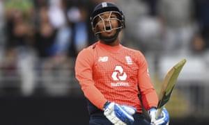 T20 cricket, New Zealand v England