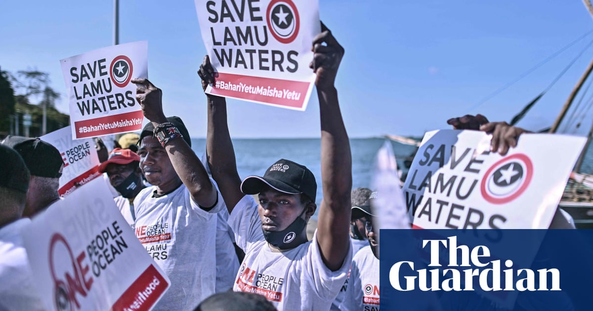 Kenya rejects UN court judgment giving Somalia control of resource-rich waters
