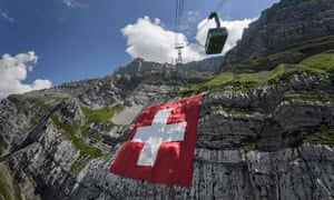 Switzerland says the agreement would not have allowed people such as Uighur Muslims to be questioned by Chinese officials.