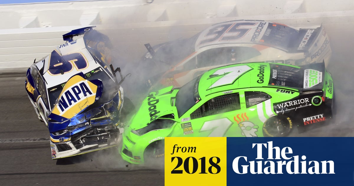 Danica Patrick's Nascar career ends in crash as Austin