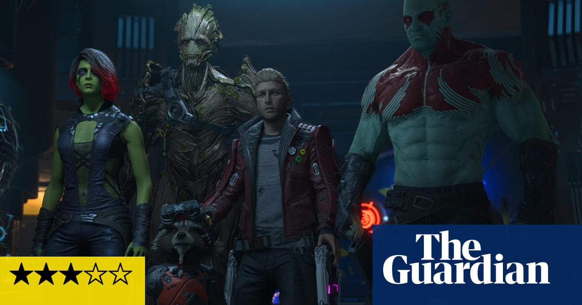 Guardians of the Galaxy review – cinematic adventure marred by tedious gameplay