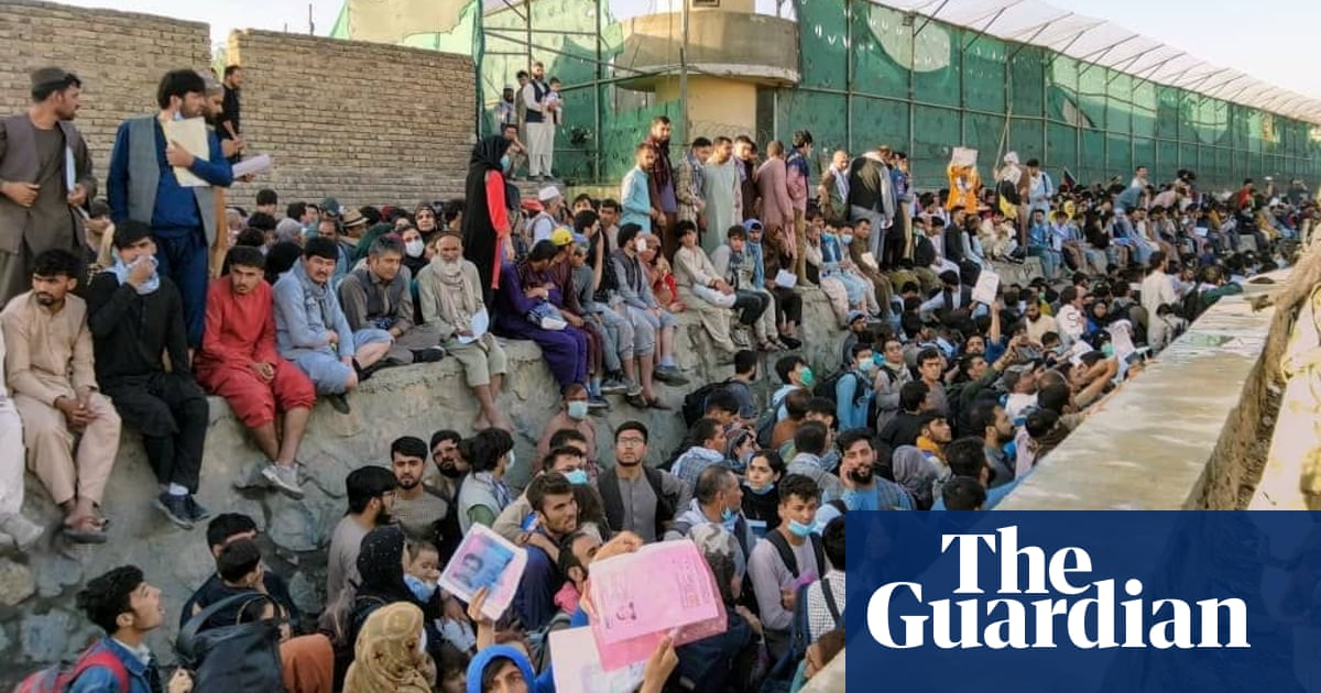 The British citizens stranded in Kabul - podcast