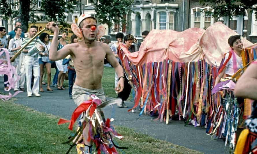 Carnival time in Hackney