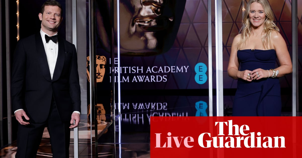 Baftas 2021: Britain's big film awards night – as it happened