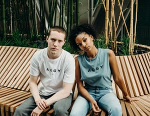 6. Androgynyuk.comThe debut collection from this genderless brand of streetwear comprises minimalist logo vests, t-shirts and caps in white, blue and pink. Mix up those stereotypes, now. From £20; androgynyuk.com