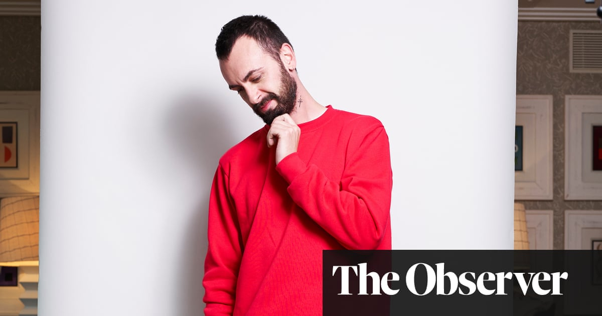 Joseph Gilgun: 'In a working-class community, often youre accepted for the oddball youve become