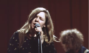 Catchy tunes … Sandy Denny and Richard Thompson of Fairport Convention