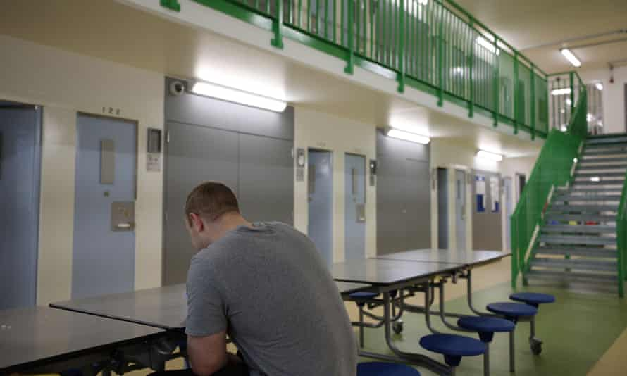Prisons must be clearly responsible for tackling the mental disorders, which if left untreated, could cause prisoners to re-offend