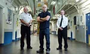 Ross Kemp Behind Bars: Inside Barlinnie review – Ross gets the