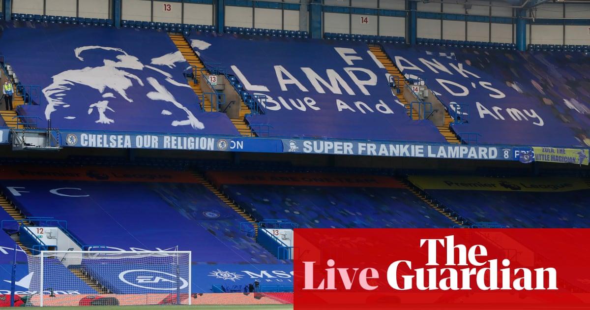 Chelsea v Watford: Premier League – live!