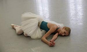 Ballet soloist Valeria Zapasnikova
