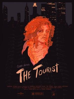 The Tourist - Clair Noto