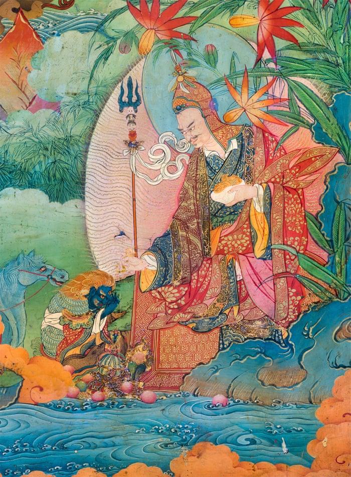 Take me to the cosmic vagina: inside Tibet's secret tantric