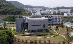 The Wuhan Institute of Virology, where Trump claims the coronavirus may have originated.