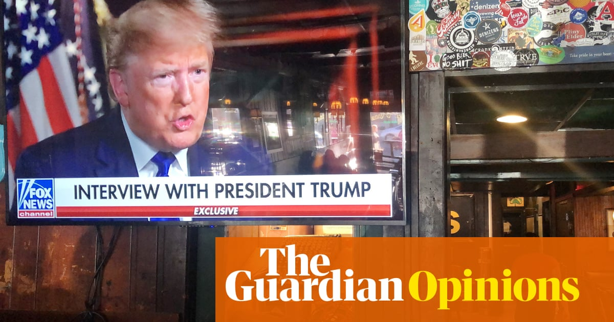 The passion on US TV news is great viewing. But be careful what you wish for | Jane Martinson